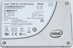 80Gb SSD Intel DC S3500 Series (SSDSC2BB080G4) MLC