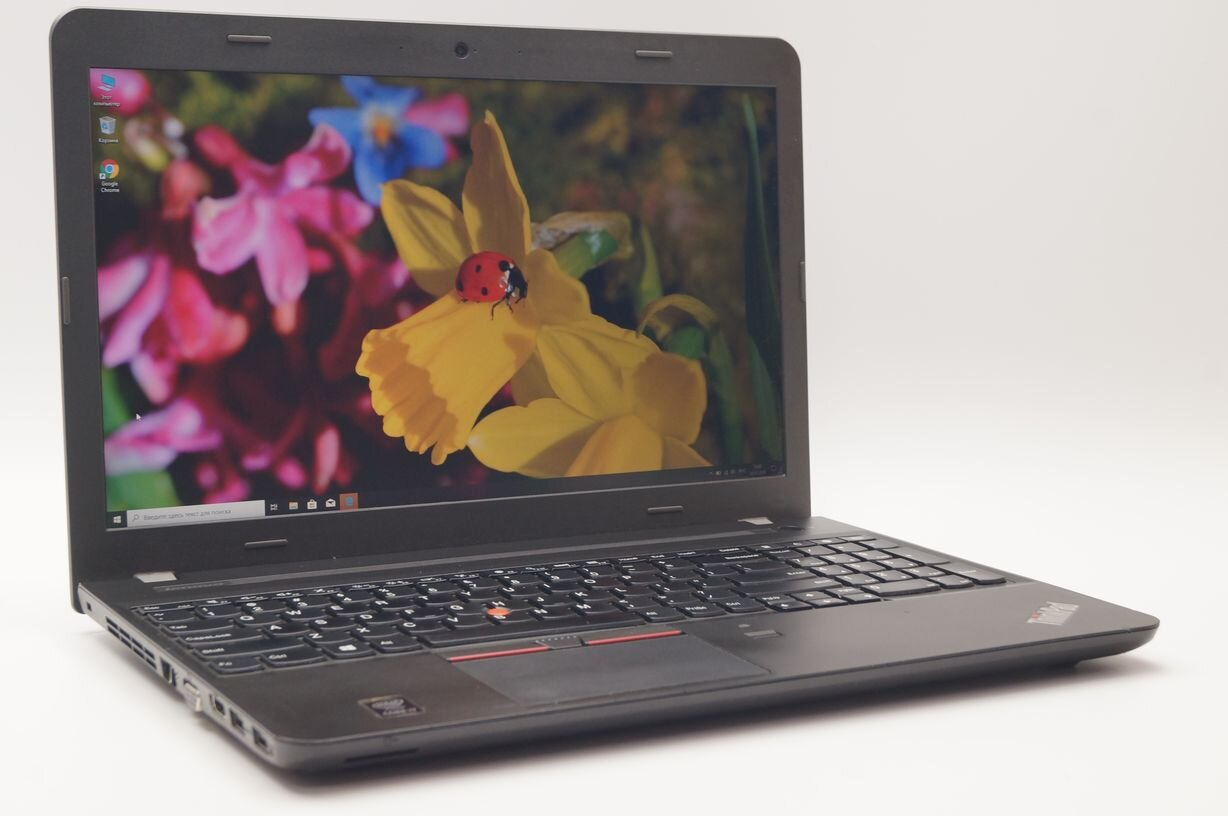 Ноутбук Lenovo ThinkPad E550